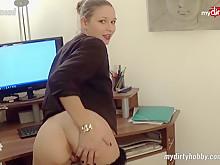 My Dirty Hobby - Lina-Diamond Blasen fuers Gehalt